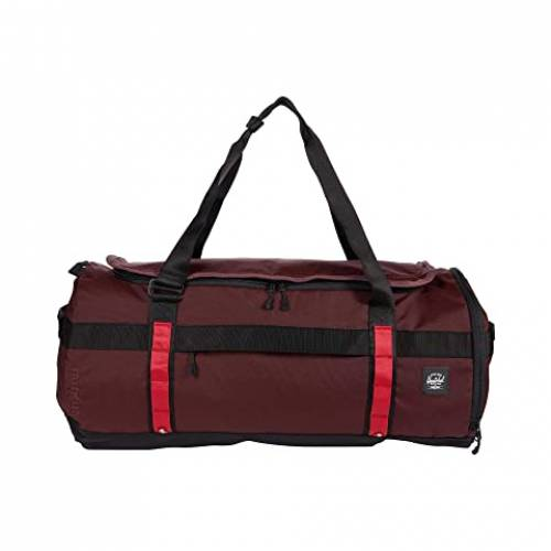 HERSCHEL SUPPLY CO. ダッフルバッグ バッグ ユニセックス 【 Sutton Carryall Duffle Trail 】 Plum/red/black