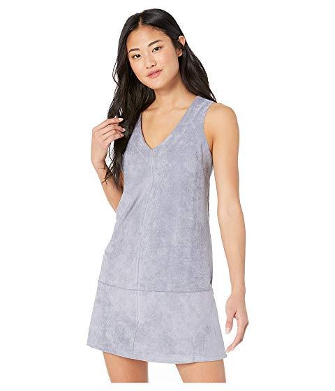ビショップアンドヤング BISHOP + YOUNG ブイネック ドレス レディースファッション ワンピース レディース 【 V-neck Dress 】 Twilight Blue