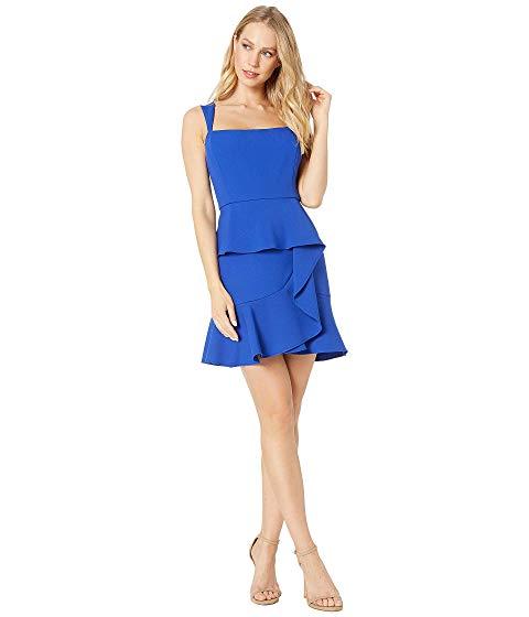 【海外限定】ウーブン ドレス レディースファッション ワンピース 【 WOVEN BCBGMAXAZRIA EVENING DRESS 】【送料無料】