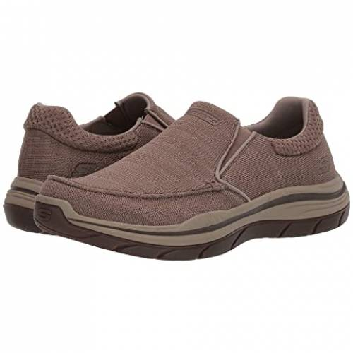 SKECHERS スケッチャーズ 2.0 スニーカー 【 SKECHERS RELAXED FIT EXPECTED ANDRO TAUPE 】 メンズ スニーカー