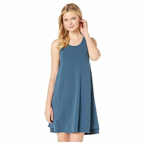 NAU タンクトップ ドレス 【 NAU ASTIR TANK DRESS LAGOON 】 レディースファッション ドレス