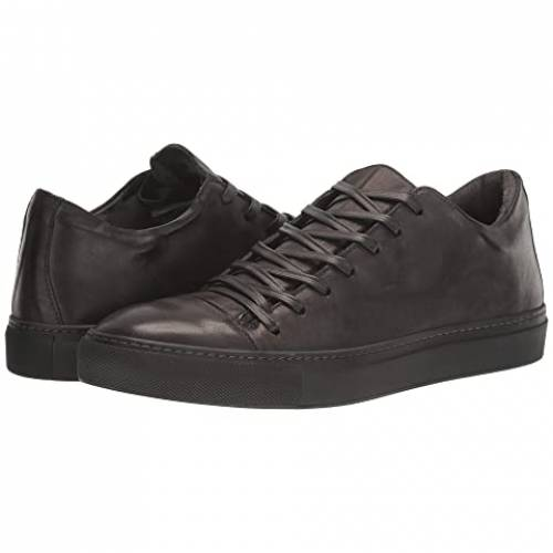 JOHN VARVATOS COLLECTION コレクション 灰色 グレ スニーカー 【 JOHN VARVATOS COLLECTION REED LOW TOP SNEAKER STONE GREY 】 メンズ スニーカー