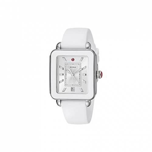 MICHELE レディース ウォッチ 時計 白 ホワイト WOMEN'S 【 WATCH WHITE MICHELE DECO SPORT 】 腕時計 レディース腕時計
