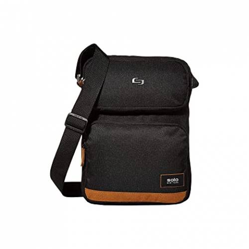 LUDLOW TAN 黒色 TOTE YORK バッグ SOLO SOLO BLACK 】 ニューヨーク UNIVERSATL NEW 【 ソロニューヨーク TABLET SLING 12.9