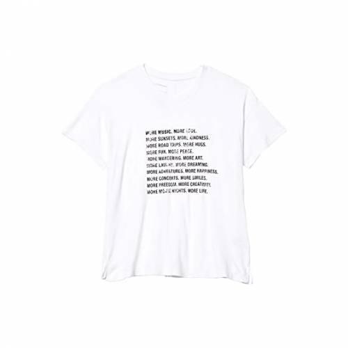 GOOD HYOUMAN Tシャツ 白 ホワイト