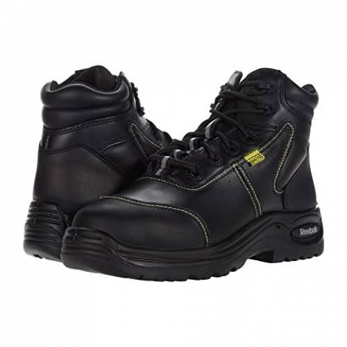 REEBOK WORK リーボック 黒 ブラック スニーカー 【 REEBOK BLACK WORK TRAINEX 2 】 メンズ スニーカー