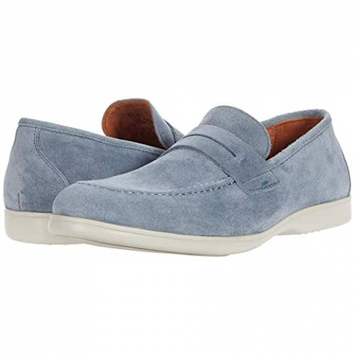 GENTLE SOULS BY KENNETH COLE ペニー 青 ブルー スニーカー 【 BLUE GENTLE SOULS BY KENNETH COLE STUART PENNY 】 メンズ スニーカー