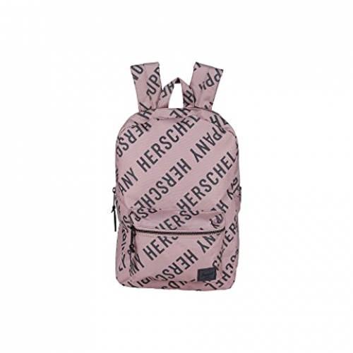 HERSCHEL SUPPLY CO. サプライ ローズ CO. 【 SUPPLY ROSE HERSCHEL SETTLEMENT MIDVOLUME ROLL CALL ASH 】 バッグ