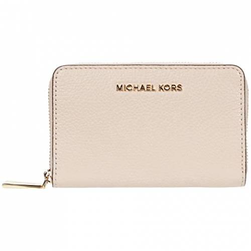 MICHAEL MICHAEL KORS アラウンド ケース ピンク 【 PINK MICHAEL KORS JET SET SMALL ZIP AROUND CARD CASE SOFT 】 バッグ