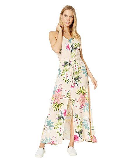 【海外限定】ドレス ワンピース レディースファッション 【 SWEET ALOHA MAXI DRESS 】【送料無料】