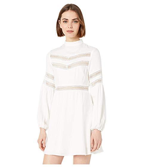 【スーパーセール中! 6/11深夜2時迄】JACK BY BB DAKOTA ドレス レディースファッション ワンピース レディース 【 Give Me The Details Rayon Twill Dress 】 Off-white