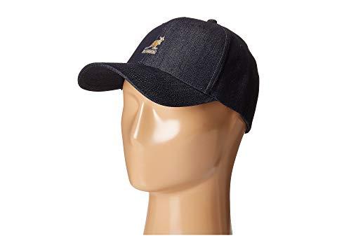 【海外限定】デニム ベースボール メンズ帽子 【 DENIM BASEBALL 】