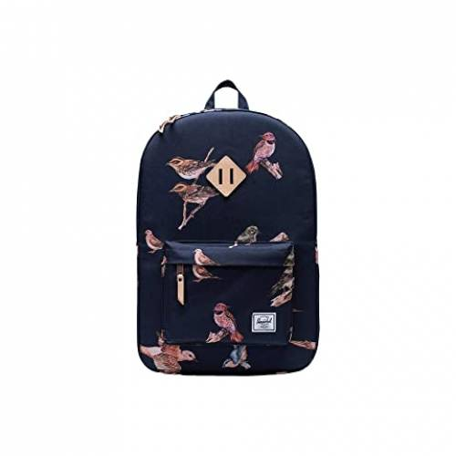HERSCHEL SUPPLY CO. サプライ CO. 【 SUPPLY HERSCHEL HERITAGE PEACOAT BIRDS 】 バッグ   メンズバッグ