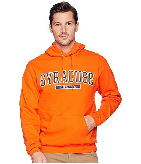 【海外限定】シラキュース 橙 オレンジ ECO・・ POWERBLEND・・ トップス メンズファッション 【 ORANGE SYRACUSE HOODIE 2 】