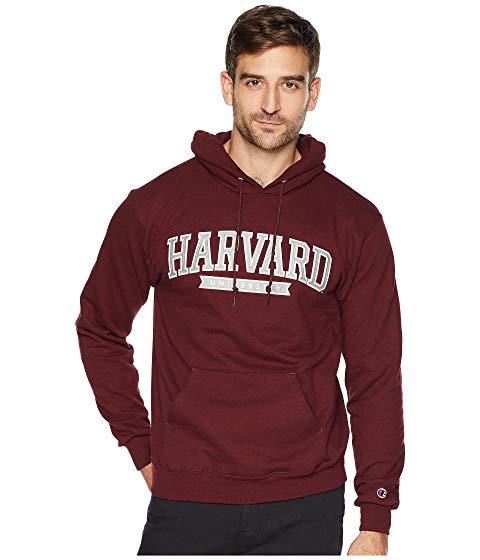 【海外限定】ハーバード フリース POWERBLEND・・ メンズファッション パーカー 【 HARVARD CRIMSON FLEECE HOODIE 】