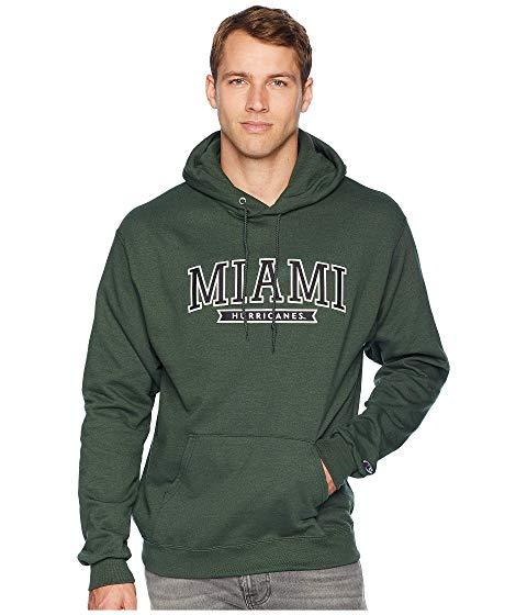 【海外限定】マイアミ フリース POWERBLEND・・ パーカー メンズファッション 【 MIAMI HURRICANES FLEECE HOODIE 】