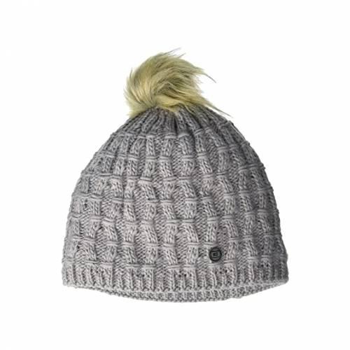 ブラ BULA キャップ キャップ 帽子 灰色 グレ 【 BULA TWIST BEANIE HEATHERED MEDIUM GREY 】 バッグ  キャップ 帽子 メンズキャップ 帽子