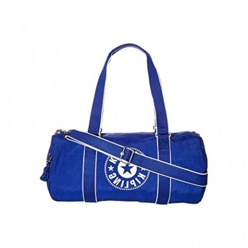 KIPLING ダッフル バッグ レーザー 青 ブルー 【 DUFFEL LASER BLUE KIPLING NEW CLASSICS ONALO BAG 】 バッグ