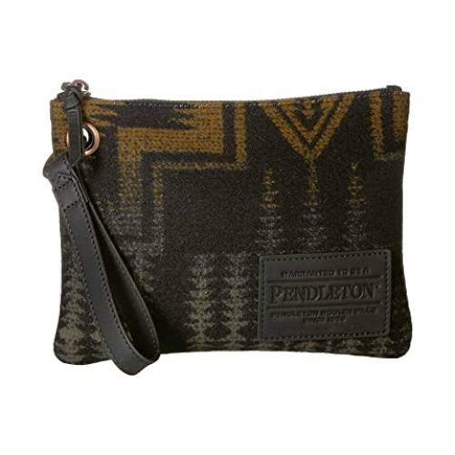 PENDLETON 【 PENDLETON CLUTCH W GROMMET HARDING ARMY 】 バッグ