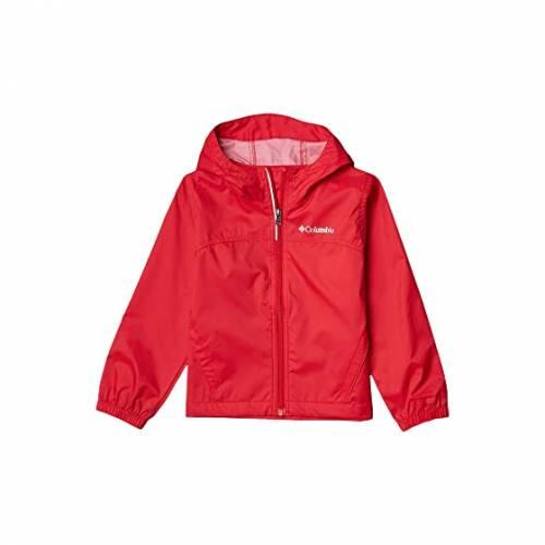 コロンビアキッズ COLUMBIA KIDS 赤 レッド GLENNAKER・・ 【 RED COLUMBIA KIDS RAIN JACKET LITTLE BIG MOUNTAIN 2 】 キッズ ベビー マタニティ コート
