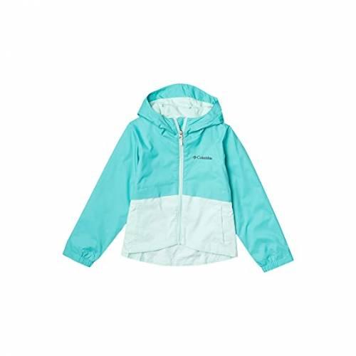 コロンビアキッズ COLUMBIA KIDS RAINZILLA・・ 【 COLUMBIA KIDS JACKET LITTLE BIG DOLPHIN SEA ICE 】 キッズ ベビー マタニティ コート