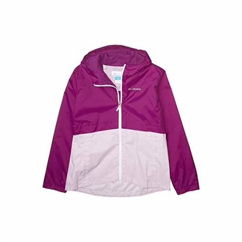 コロンビアキッズ COLUMBIA KIDS RAINZILLA・・ 【 COLUMBIA KIDS JACKET LITTLE BIG PLUM PALE LILAC 】 キッズ ベビー マタニティ コート