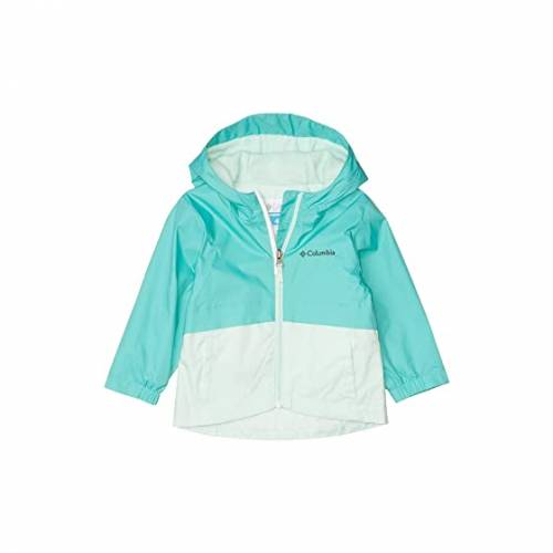 コロンビアキッズ COLUMBIA KIDS RAINZILLA・・ 【 COLUMBIA KIDS JACKET TODDLER DOLPHIN SEA ICE 】 キッズ ベビー マタニティ コート
