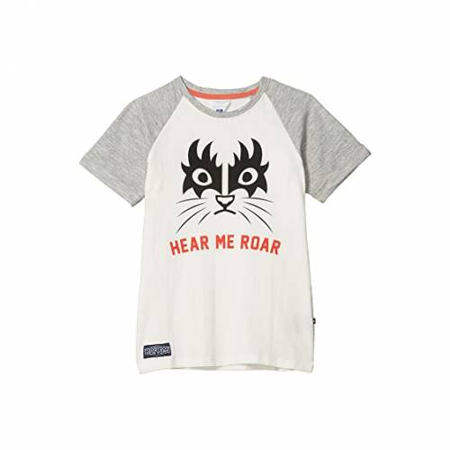 TOOBYDOO Tシャツ 白 ホワイト 【 WHITE TOOBYDOO KITTY KAT TSHIRT TODDLER LITTLE KIDS BIG 】 レディースファッション トップス Tシャツ カットソー