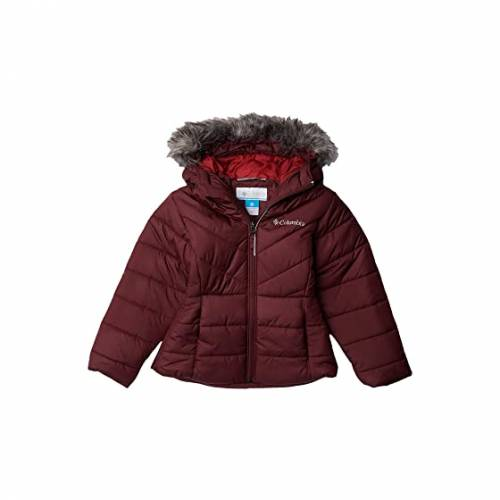コロンビアキッズ COLUMBIA KIDS CREST・・ 【 COLUMBIA KIDS KATELYN JACKET LITTLE BIG MALBEC 】 キッズ ベビー マタニティ コート