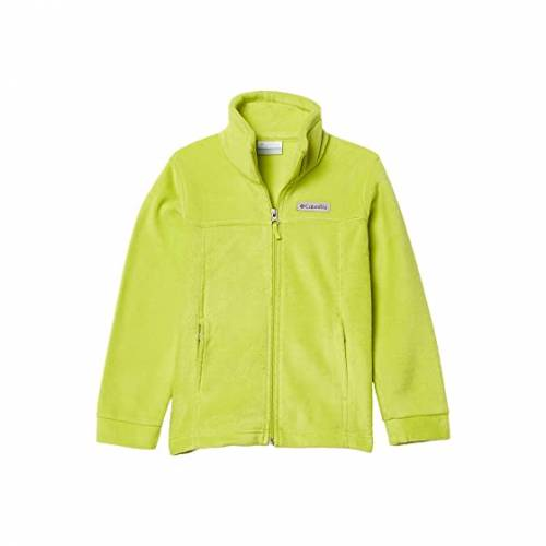 コロンビアキッズ COLUMBIA KIDS フリース MT・・ 【 COLUMBIA KIDS STEENS II FLEECE LITTLE BIG BRIGHT CHARTREUSE 】 キッズ ベビー マタニティ コート