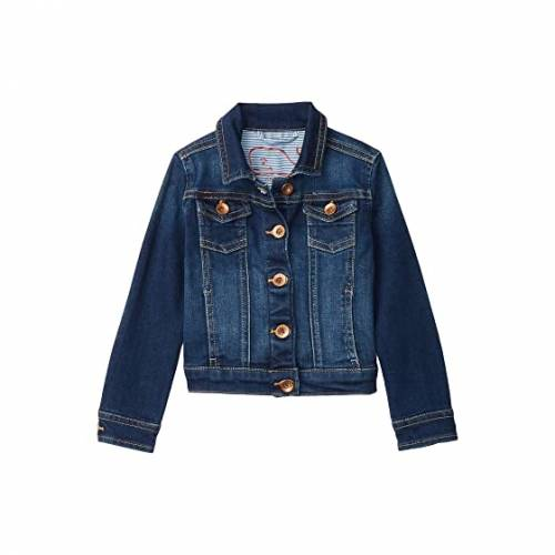 VINEYARD VINES KIDS デニム 藍色 インディゴ 【 VINEYARD VINES KIDS DENIM JACKET TODDLER LITTLE BIG INDIGO 2 】 キッズ ベビー マタニティ コート