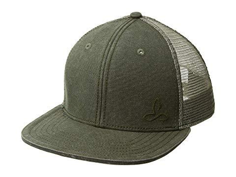 PRANA トラッカー カーゴ 緑 グリーン 【 GREEN PRANA KARMA TRUCKER HAT CARGO 】 バッグ  キャップ 帽子 メンズキャップ 帽子