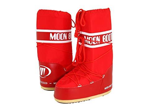 【★スーパーセール中★ 6/11深夜2時迄】MOON BOOT ナイロン ? メンズ ブーツ ユニセックス 【 ? Nylon 】 Red