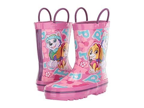 【海外限定】マタニティ 靴 【 PAW PATROL RAIN BOOTS TODDLER LITTLE KID 】