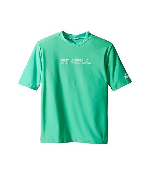【海外限定】O'NEILL オニール Tシャツ マタニティ キッズ 【 KIDS BASIC RASH TEE LITTLE BIG 】【送料無料】