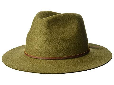 【海外限定】メンズ帽子 小物 【 WESLEY FEDORA 】