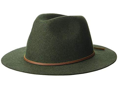 【海外限定】帽子 ブランド雑貨 【 WESLEY FEDORA 】
