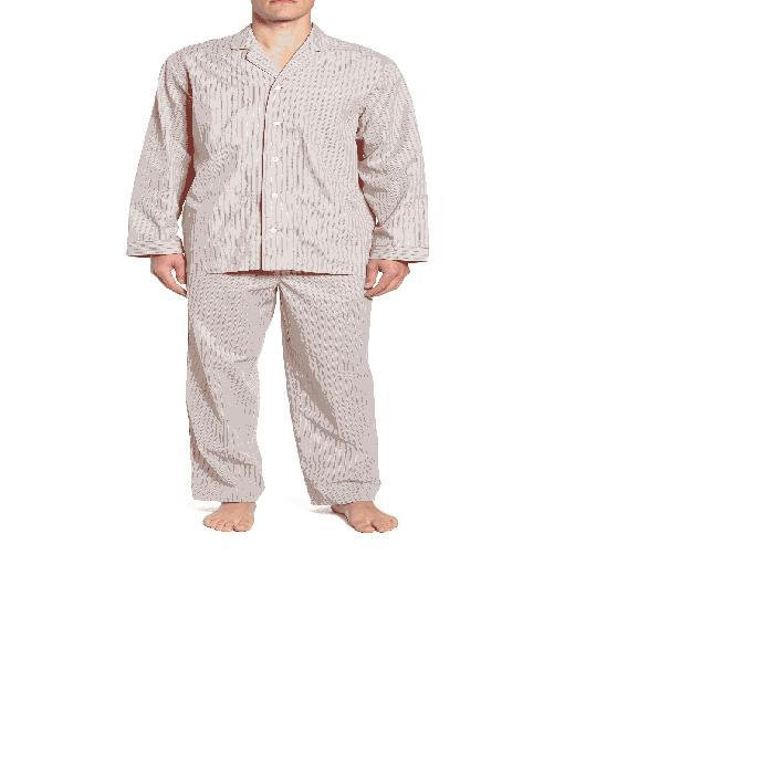 【海外限定】パジャマ ナイトウェア 【 POPLIN PAJAMA SET 】
