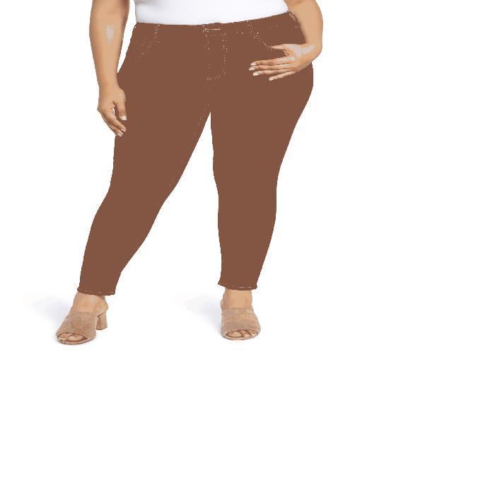 【海外限定】ハイ ライズ レディースファッション ボトムス 【 EMMA HIGH RISE LEGGING JEANS 】【送料無料】