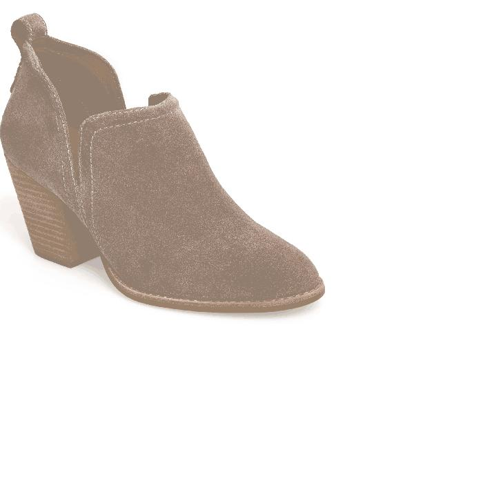 JEFFREY CAMPBELL レディース 【 Rosalee Bootie 】 Taupe Suede