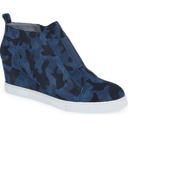 【海外限定】レディース靴 ブーツ 【 FELICIA WEDGE BOOTIE 】