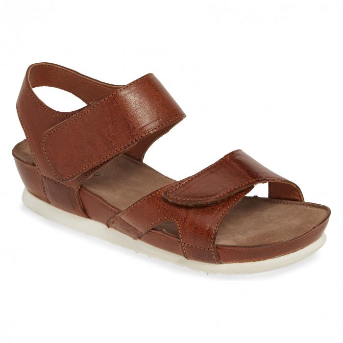 BOS. & CO. 【 PILAR SANDAL NUT LEATHER 】 送料無料