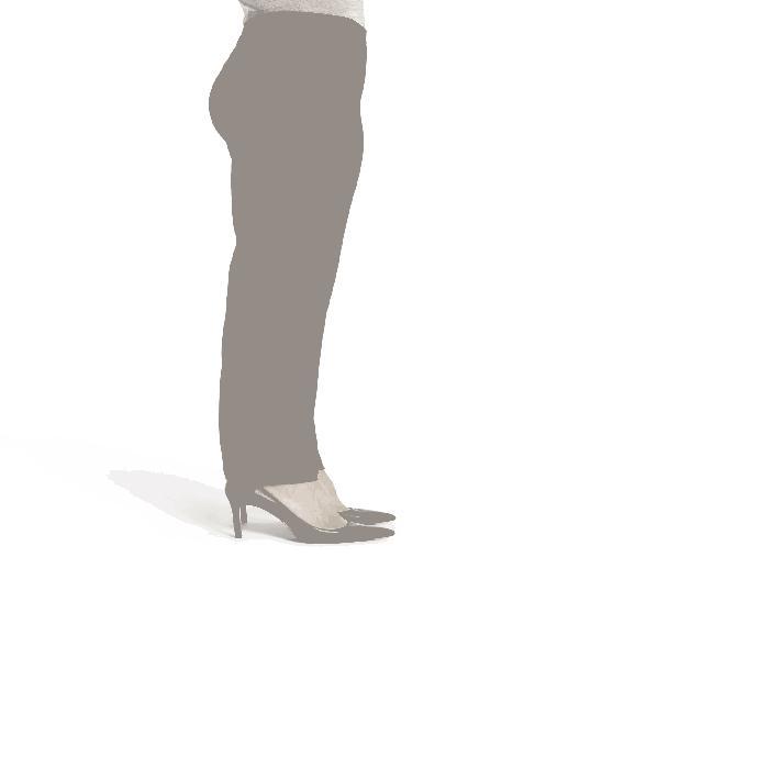 MING WANG ニット 【 PULLON KNIT PANTS BLACK 】 レディースファッション ボトムス パンツ 送料無料