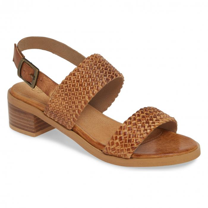 Toddle//Little Kid//Big Kid Crossed Strap Flat Gladiator Sandal with Lace Convoy