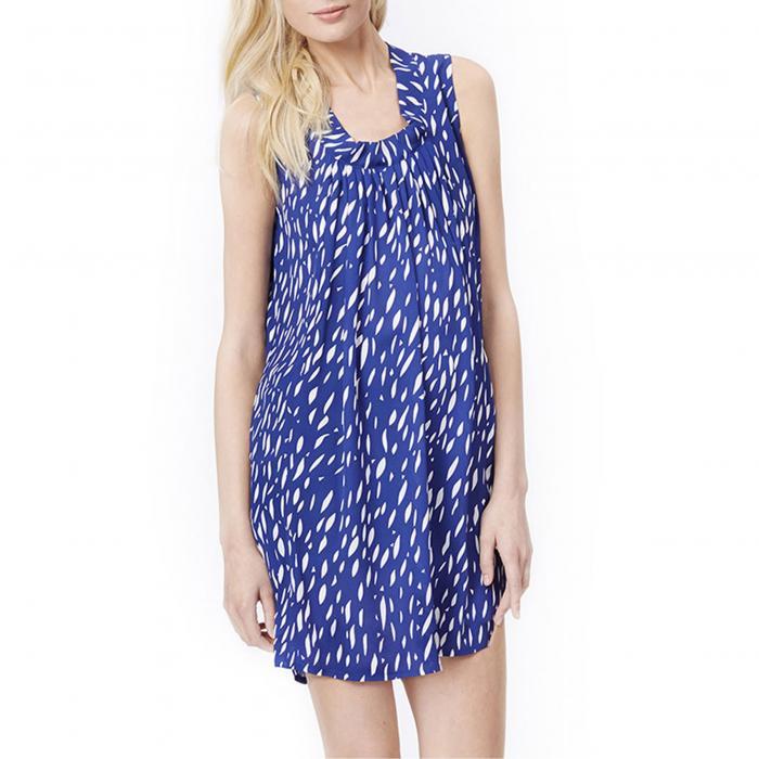 【海外限定】ドレス 'ANYA' ママ キッズ 【 LOYAL HANA PRINT MATERNITY NURSING SHIFT DRESS 】【送料無料】