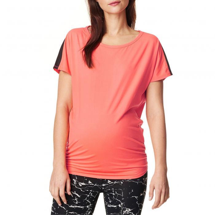 【海外限定】Tシャツ キッズ トップス 【 NOPPIES FELINE ATHLETIC MATERNITY TEE 】【送料無料】