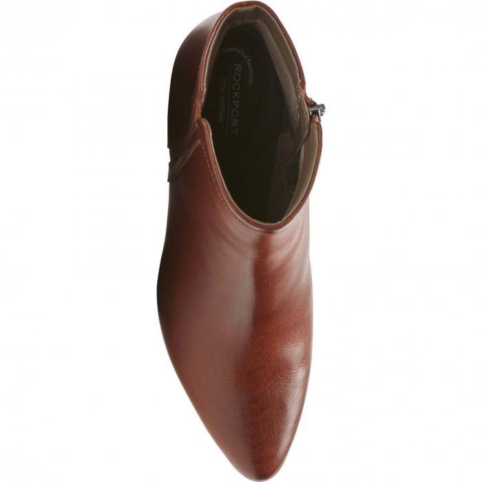 【海外限定】レディース靴 靴 【 ROCKPORT LYNIX LUXE BOOTIE 】