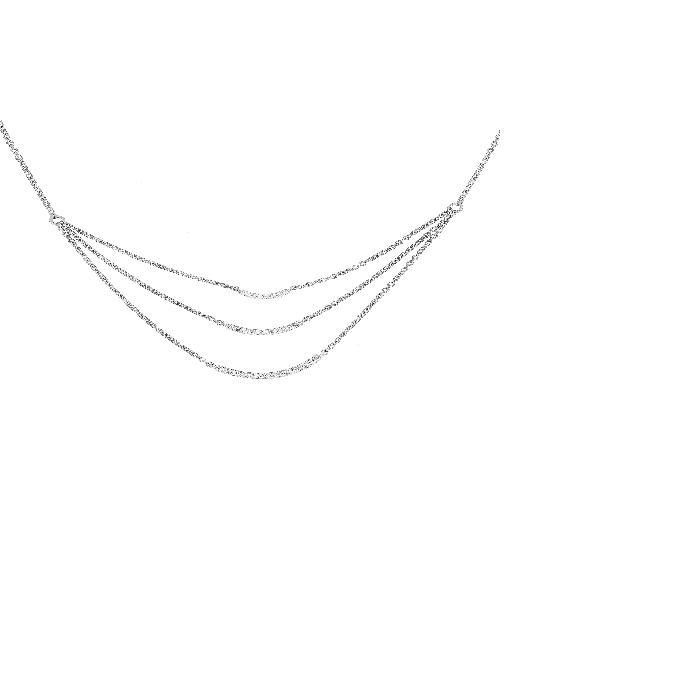 【海外限定】ダイヤモンド ネックレス ジュエリー ペンダント 【 DIAMOND LAYERED NECKLACE 】