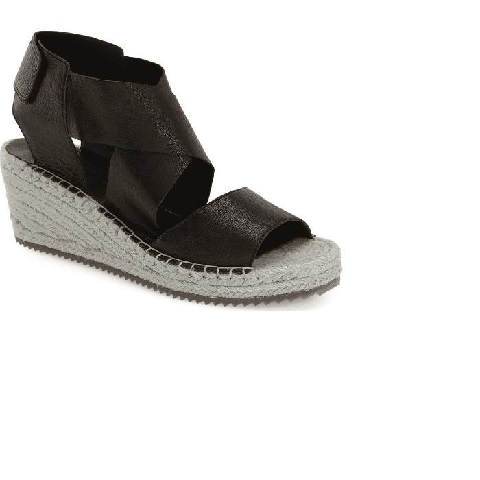 【海外限定】'WILLOW' コンフォートシューズ レディース靴 【 ESPADRILLE WEDGE SANDAL 】【送料無料】