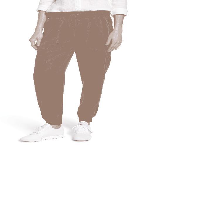 【海外限定】パンツ レディースファッション 【 TWILL JOGGER PANTS 】
